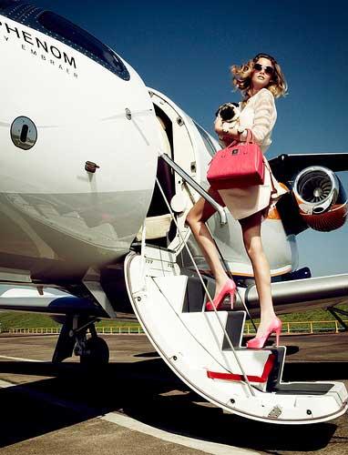 Как преодолеть страх полетов на самолете