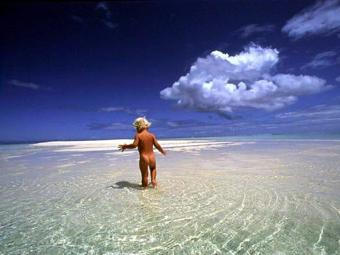 малыши на море фото