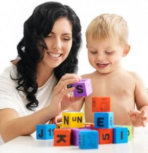 Обучение детей иностранному языку