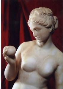 Афродита-с-яблоком