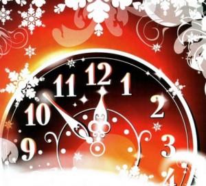 С Новым 2012 годом, друзья! Ура!