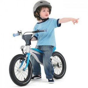 Велосамокат - отличная альтернатива первому велосипеду для ребёнка.