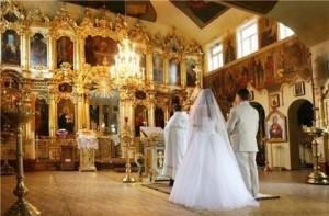 Свадьба и венчание на Красную горку