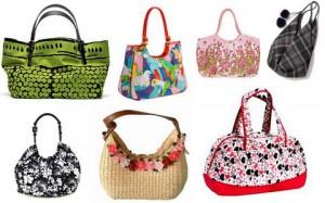 Практичные и вместительные сумки из ткани