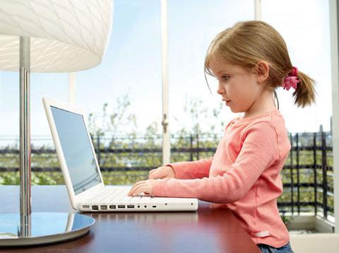 ребенок онлайн