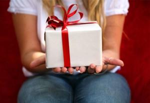 Как мы дарим подарки психологические