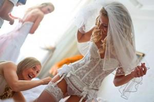 Как выбрать эротическое свадебное белье