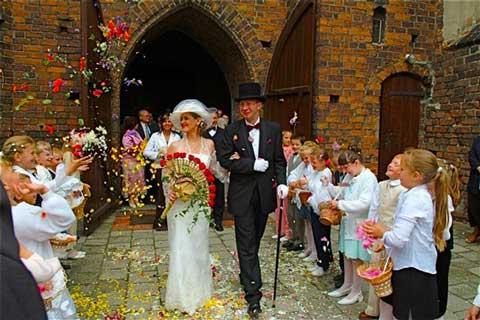 свадебные обычаи