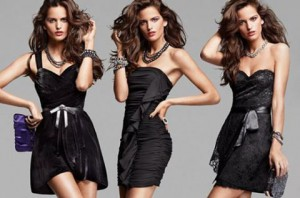 Маленькое черное платье должно быть в гардеробе любой женщины!