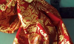 Знаменитая ткань Rubelli