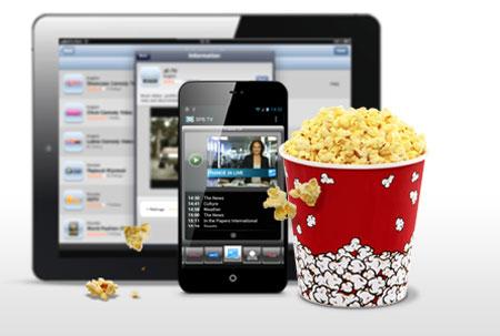 онлайн-телевидения