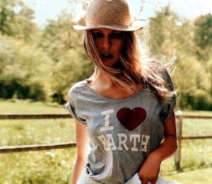 История футболки: путь от военной одежды до модного тренда