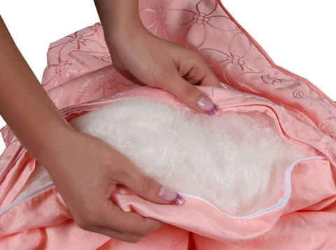 наполнители для одеял