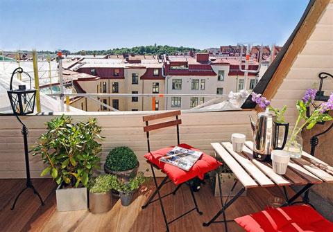 обустроить балкон или лоджию