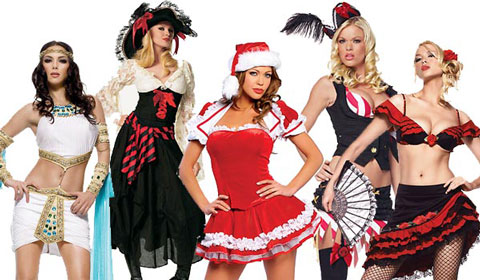 Карнавальны костюмы на новый год