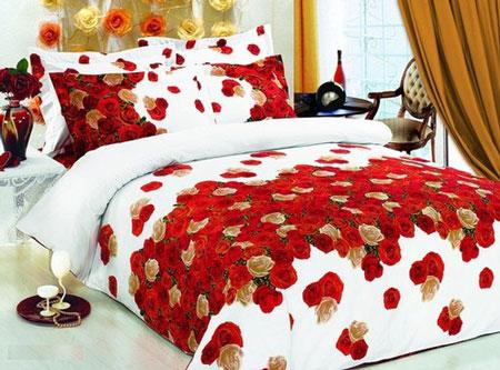 цвет постельного белья