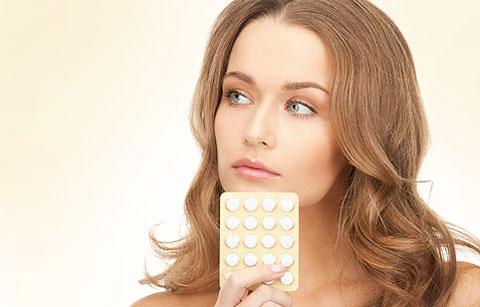 гормональной контрацепции