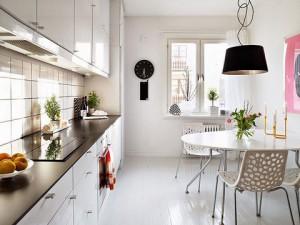 Оформить кухню в том или ином стиле можно без проведения капитального ремонта