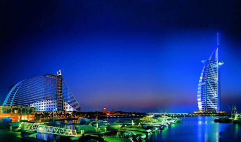 отели Дубай