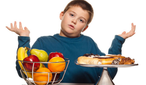 ребенку похудеть