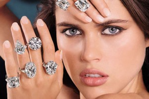 Украшения с бриллиантами - роскошный подарок на все времена