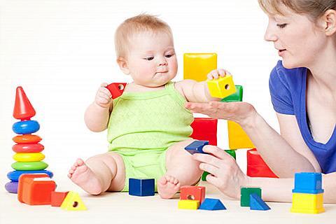 развитие логики у малыша