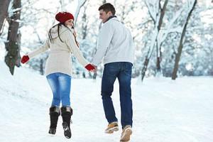 Идеи для зимнего романтического свидания