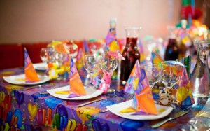 Что приготовить на детский праздничный стол?