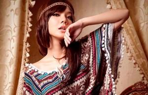 Как носить одежду в этническом стиле.