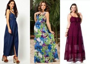Какое платье можно выбрать беременной женщине?