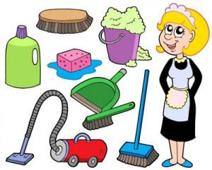 Как организовать быструю уборку в доме?