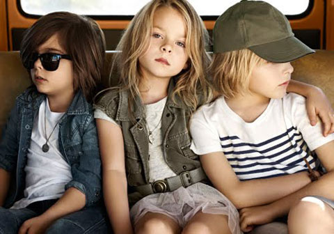 сэкономить на детском гардеробе