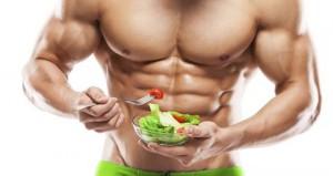 Об особенностях питания в период набора мышечной массы