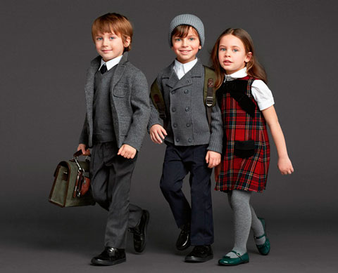 гардероб для школьника